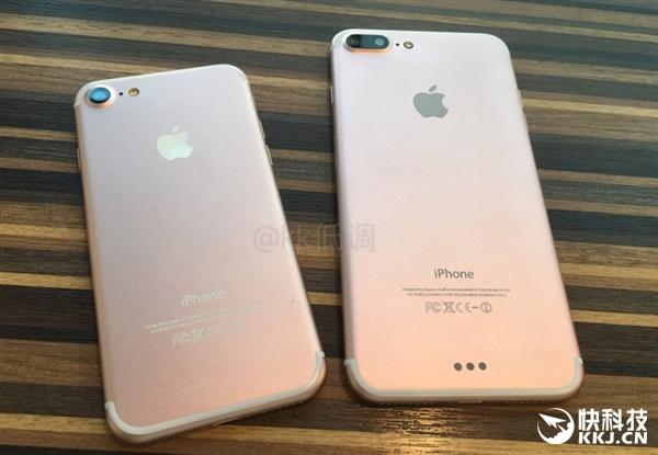 iPhone 7/7 Plus配备彻底曝出!3GB运行内存 防潮