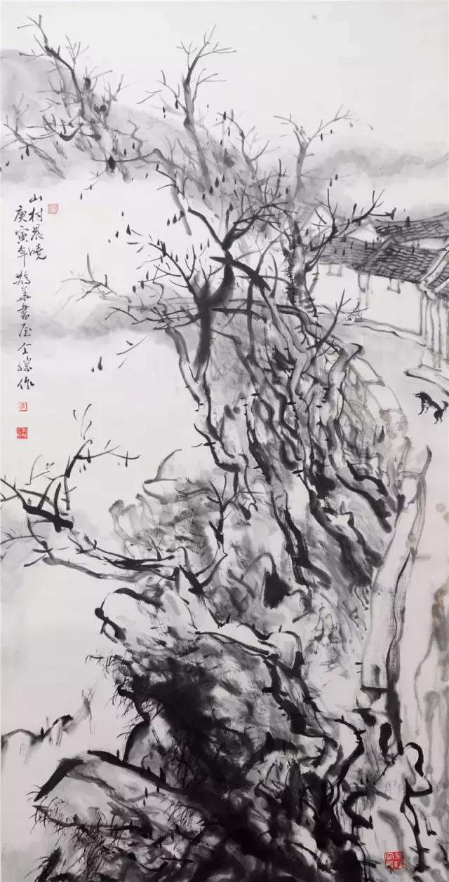 """应目会心 应会感神——著名画家陈全胜分享中国画写生创作之""""心""""得"""