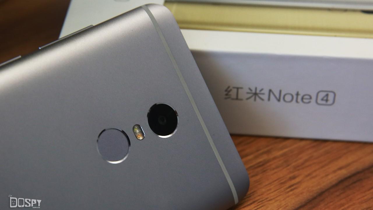 千元旗舰新标杆 国民全金属时代 红米Note4开箱图赏