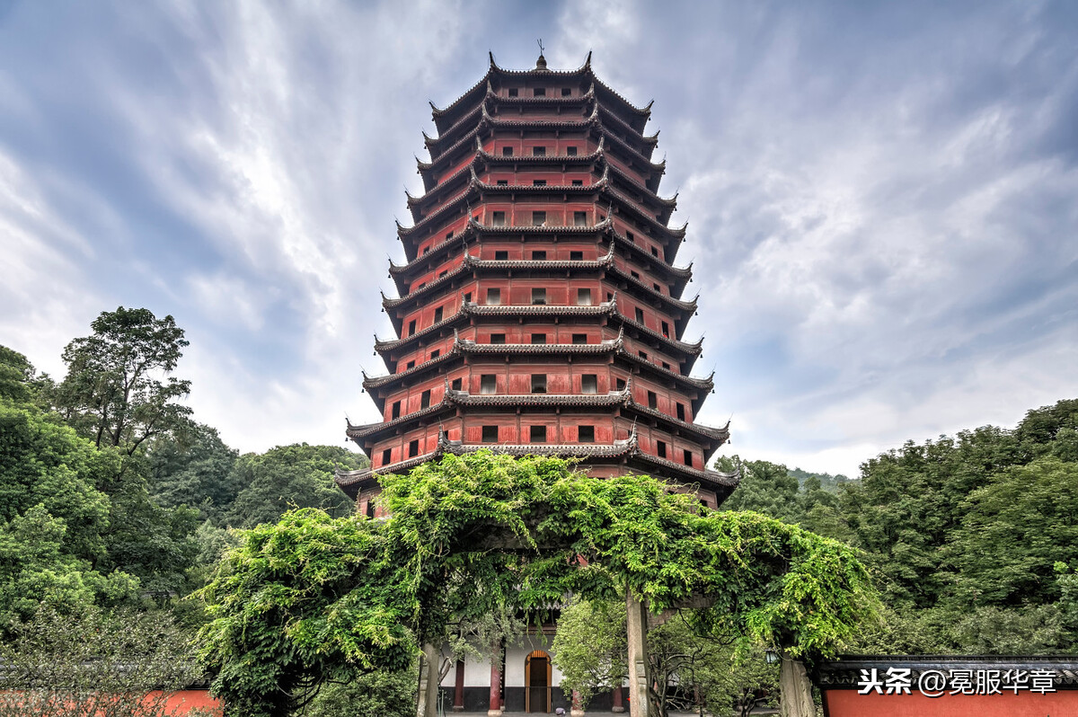 中国建筑(二十)中国古代建筑之佛塔艺术(二)