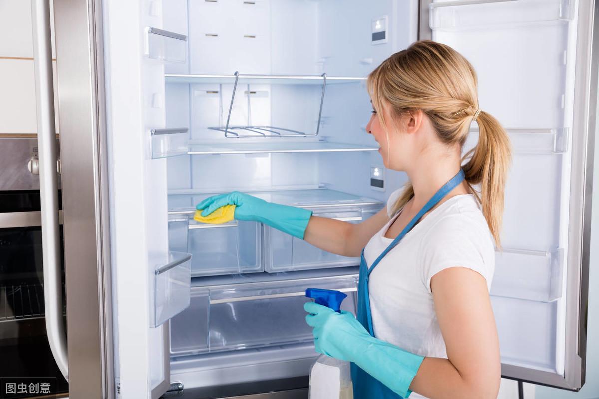 冰箱横着搬了怎么补救(冰箱其实可以平放运输)