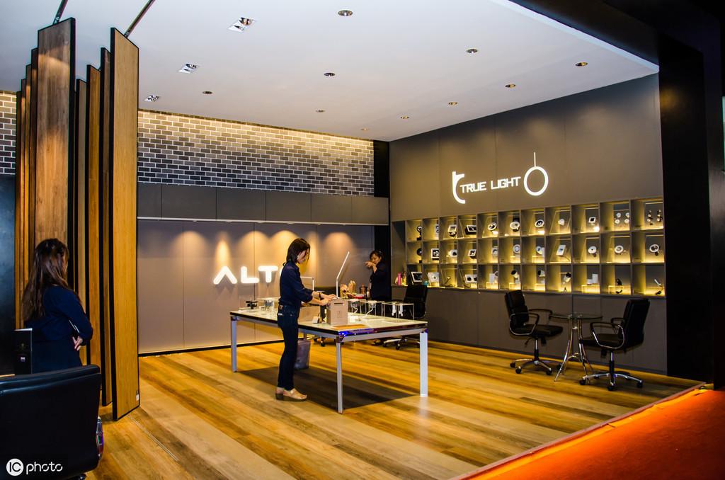 企业展厅设计材料的选用原则