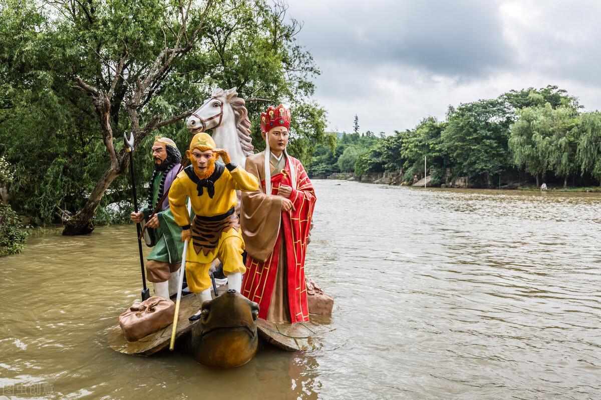 唐僧去取经属于偷渡?又是如何从长安到达印度?这篇文章有答案