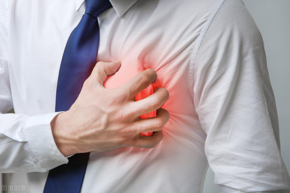 心绞痛是怎么引起的?这4大诱因,早了解早预防