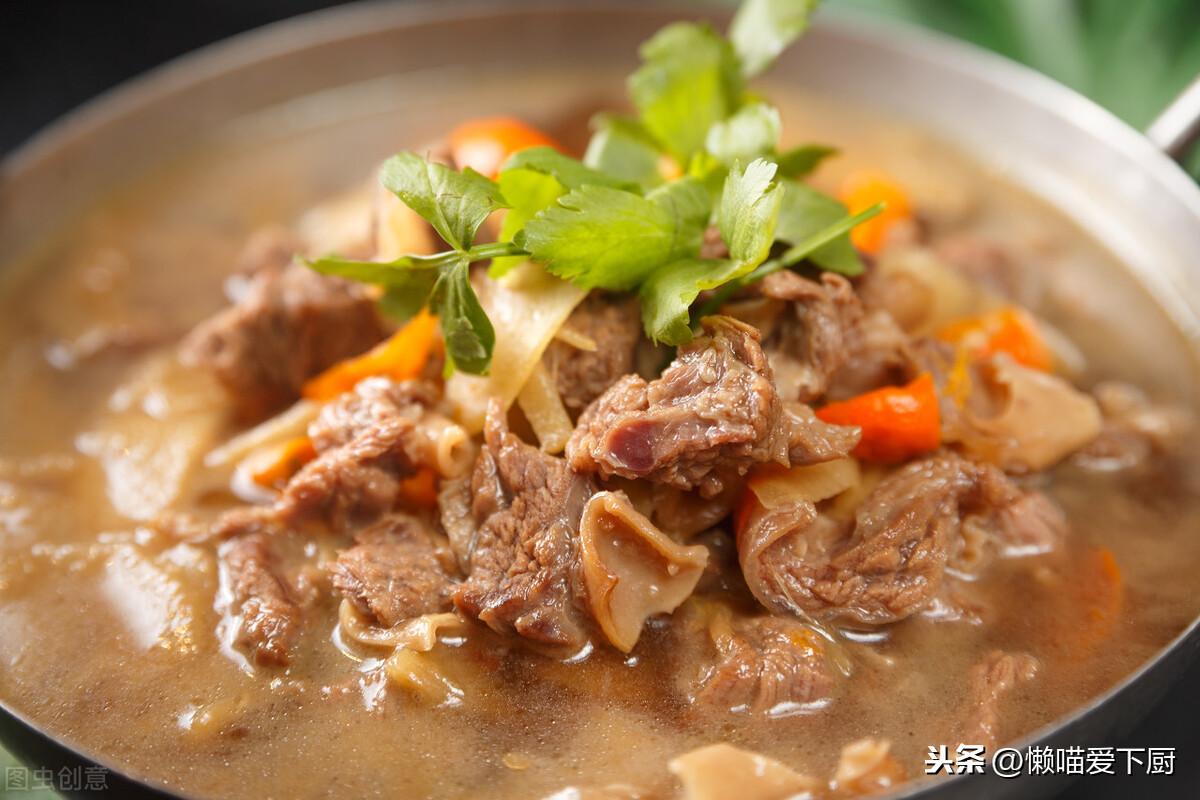 """炖牛肉,牢记""""放3样,忌3事"""",牛肉软烂入味,吃着贼香 美食做法 第1张"""