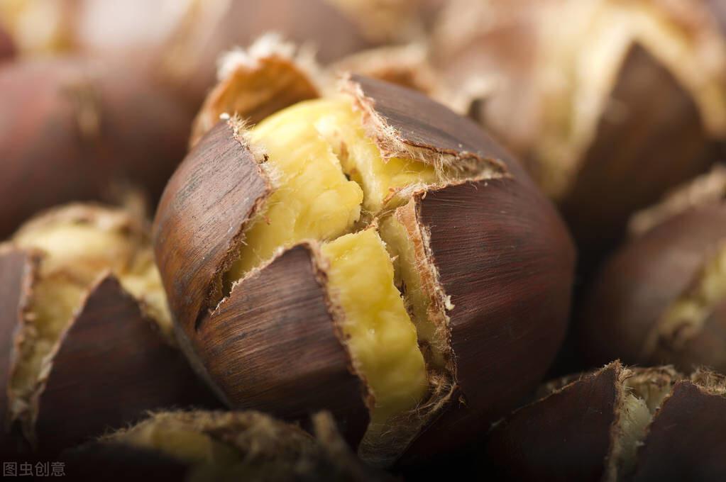 生活小常识:板栗怎么快速去皮和壳