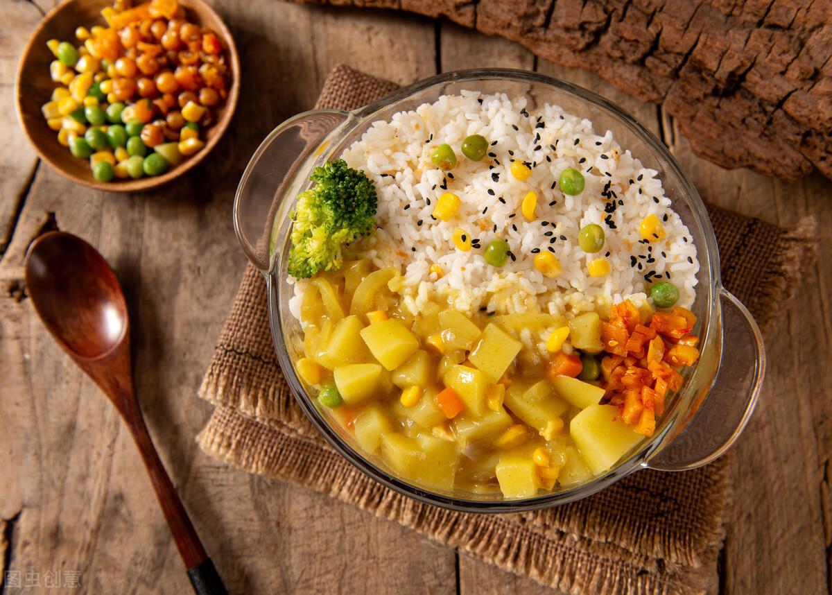 煮米饭,不要直接加水下锅,牢记2个技巧,米饭香软,粒粒分明 亨饪技巧 第2张