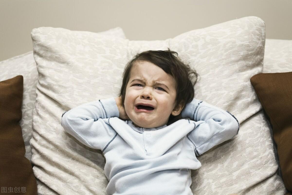 孩子动不动就掉眼泪,真的不是娃璃心,问题多半出在性格气质上