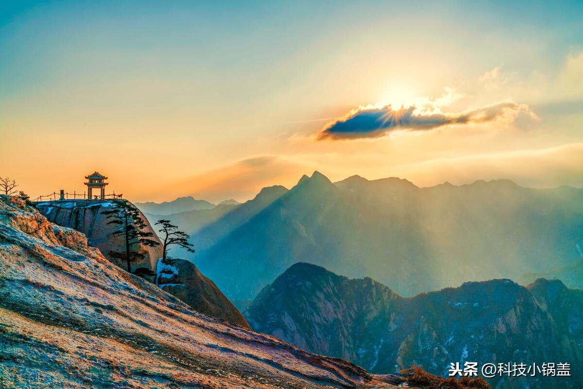 陕西2020年网红景区TOP10