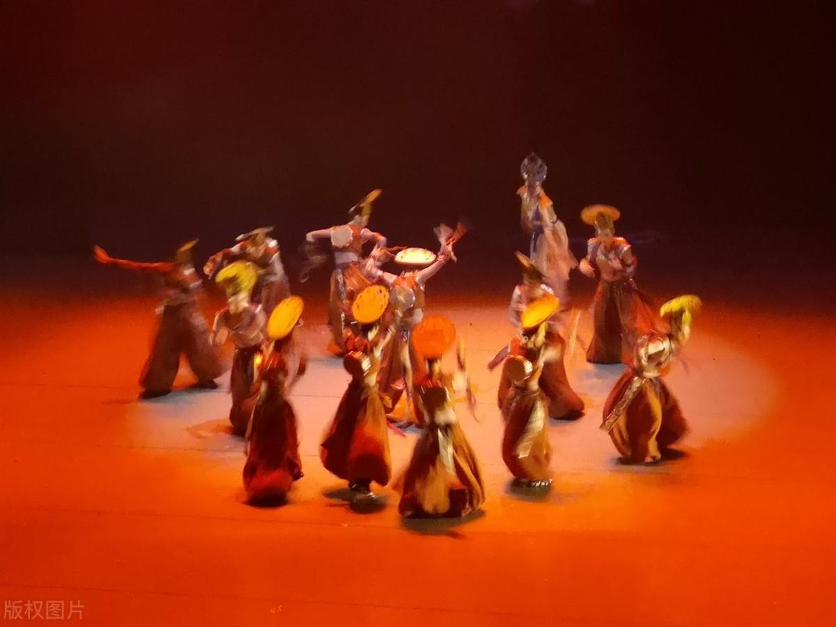 唐乐舞发展的背后:中原地区与西域外国的乐舞交流