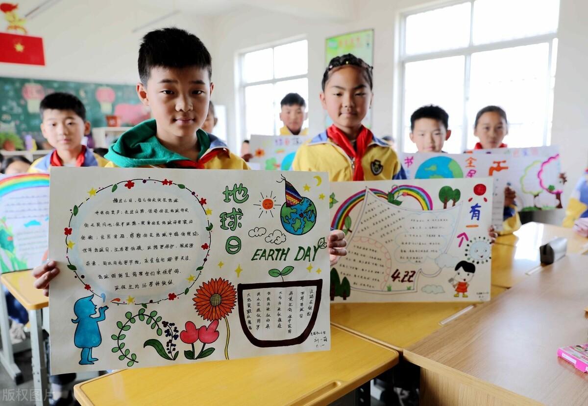4000款幼儿园中小学手抄报素材模板,限时免费送