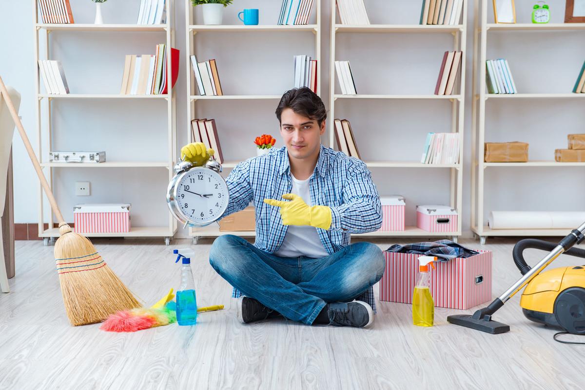 做家务活,值得你收藏的12个实用小技巧 家务技巧 第1张