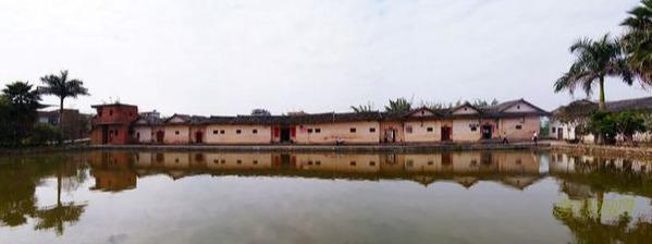 曾祥裕风水团队探访人杰地灵的广东兴宁五里大黄屋