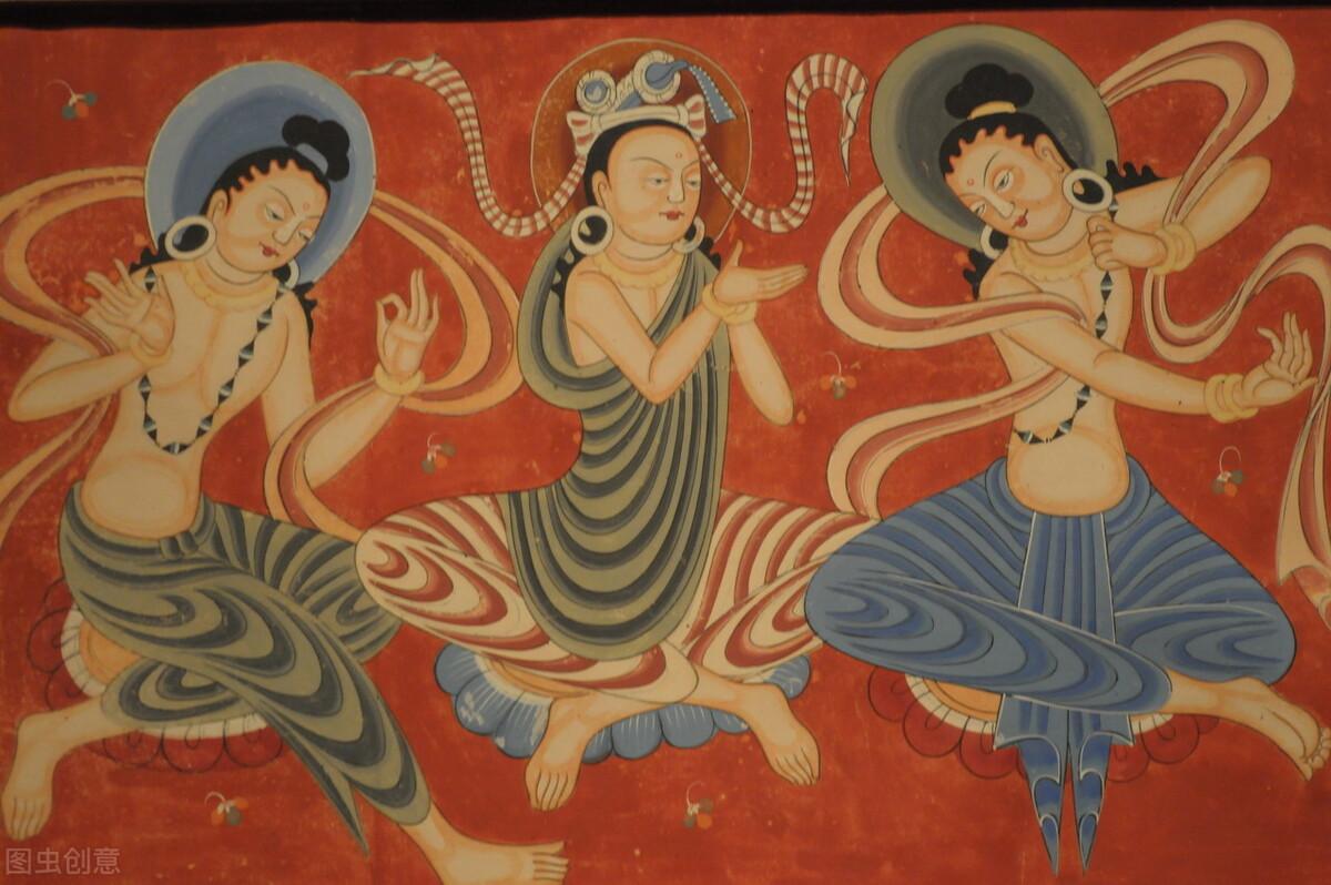 关于吐蕃与唐朝的乐器和器乐的传播发展