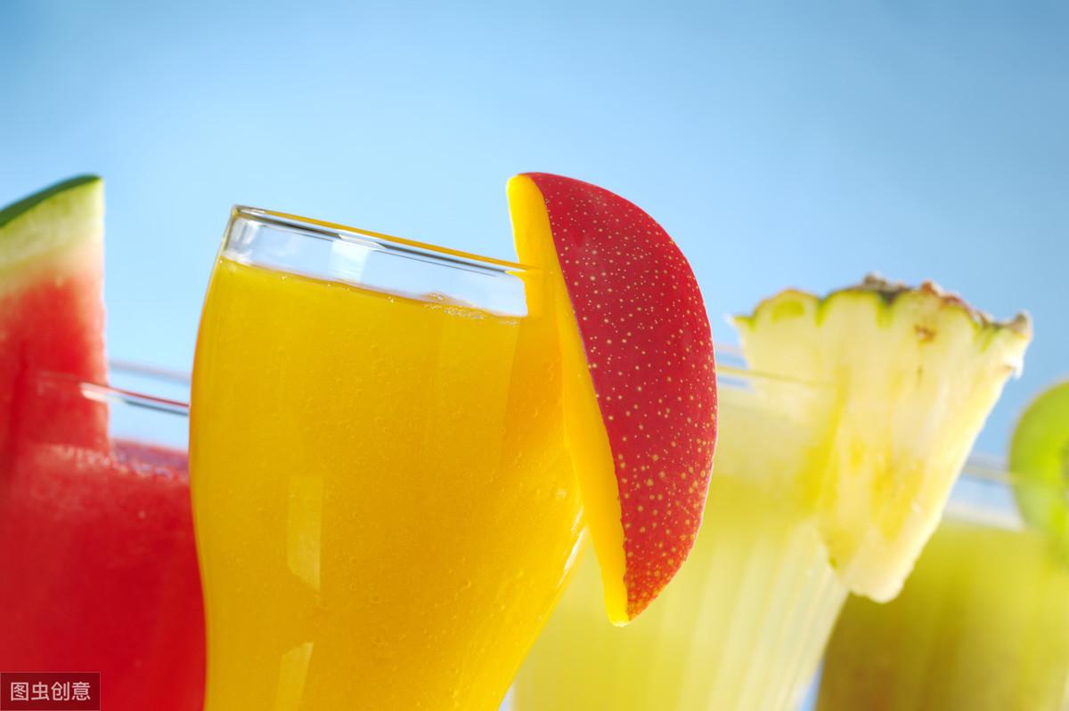 5款适合早上喝的果蔬汁送给你