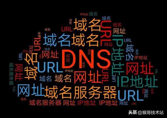 这个就能看懂:网址,URL,域名,IP地址,DNS,域名解析