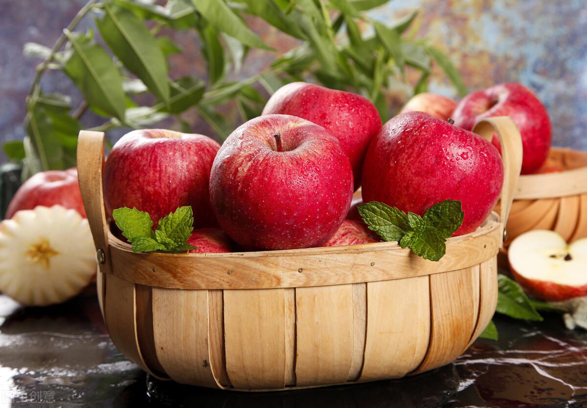 """每天一苹果,医生远离我,正确清洗苹果,""""非化学""""鹿小井有话说"""