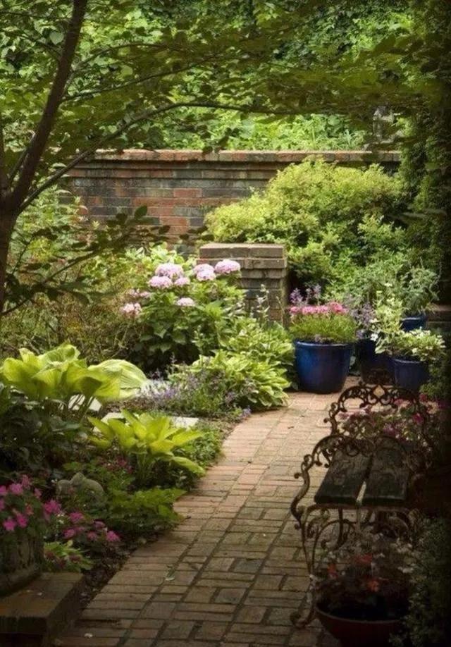 """16个庭院""""花园设计""""案例,院子这样造,等着别人来羡慕吧"""