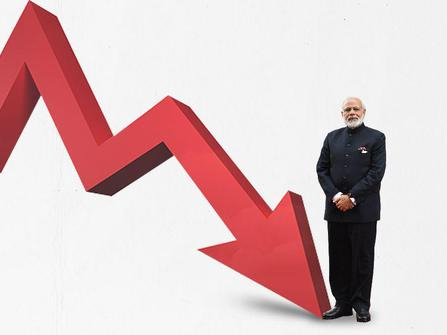 印度GDP暴跌,创下40多年最糟糕纪录!莫迪急需转移注意力