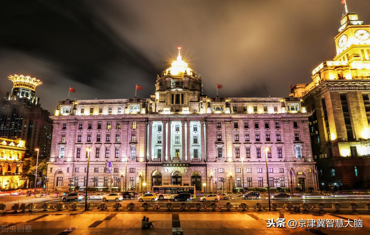 上海:资金总量少于北京,GDP一直压着北京,上海靠的是什么?