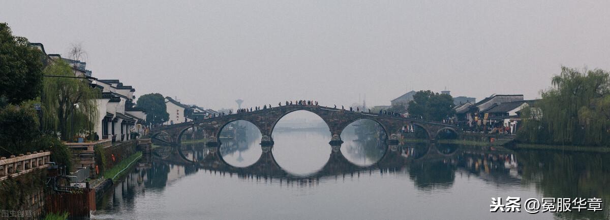 中国建筑(十六)中国古代建筑之桥梁艺术