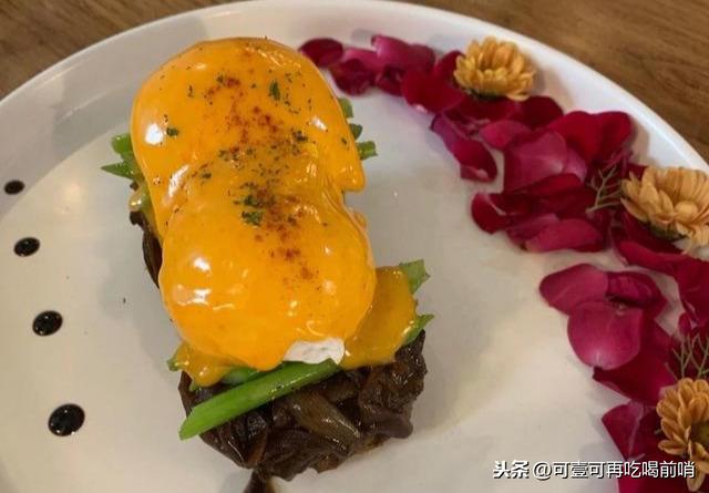 和某人吃减肥餐的第一天——杭州最好吃的班尼蛋你值得拥有
