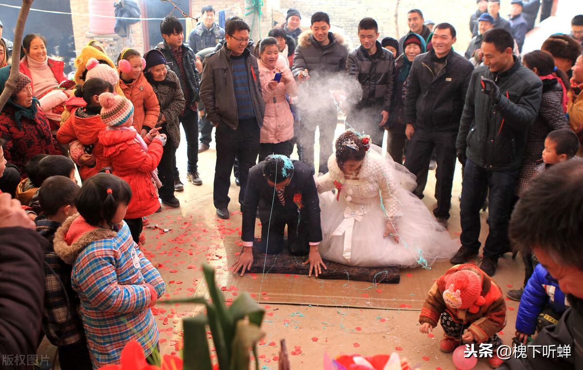 老西安关中人的婚姻习俗:忌讳在男女本命年完婚,忌讳孕妇娶送亲
