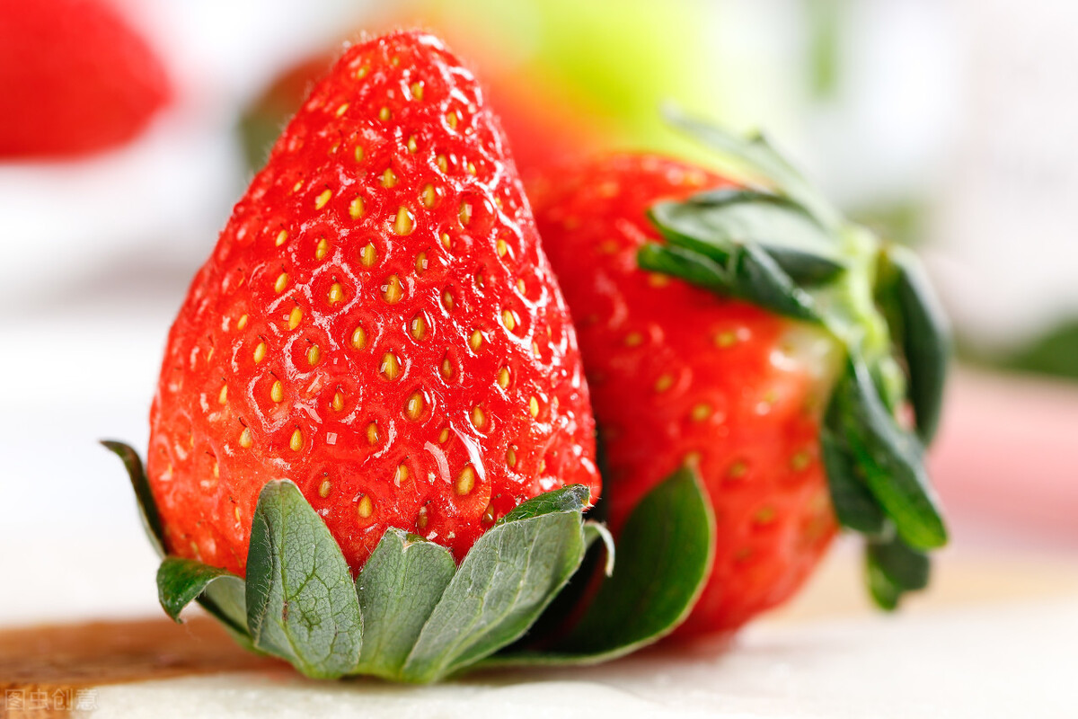 冬天吃不完的草莓怎么储存能延缓腐烂?分享妙招给你学会试下