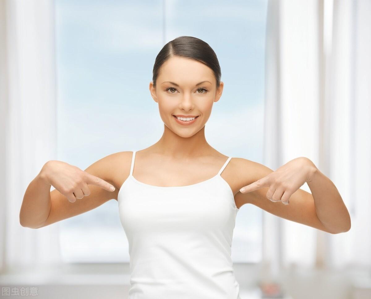 胸部过大就容易下垂?别焦急,试试这6招帮你解决问题