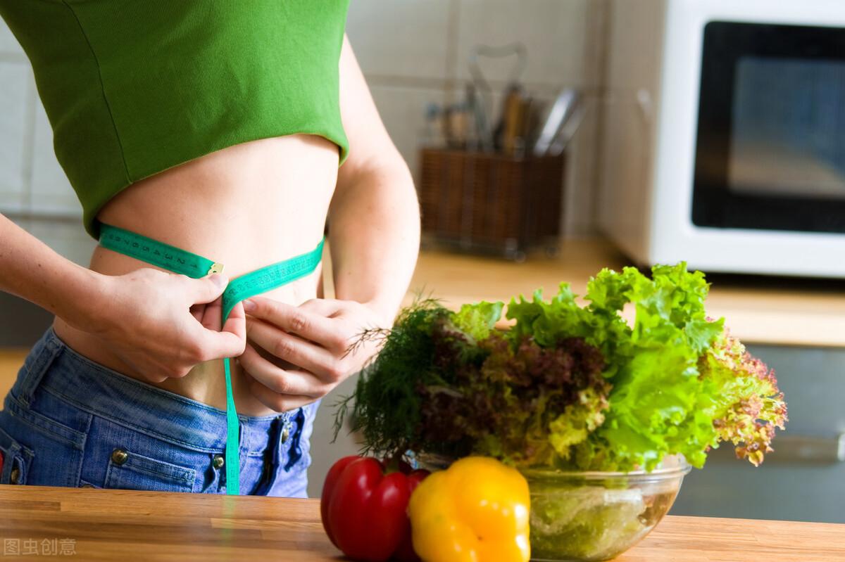 光吃不胖很羡慕?教你这5招,助你养成易瘦体质