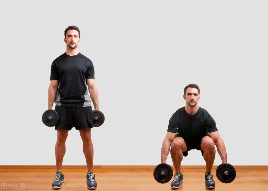 男士坚持这4个健身动作,提高肌肉力量,让你保持年轻状态  健身 第6张