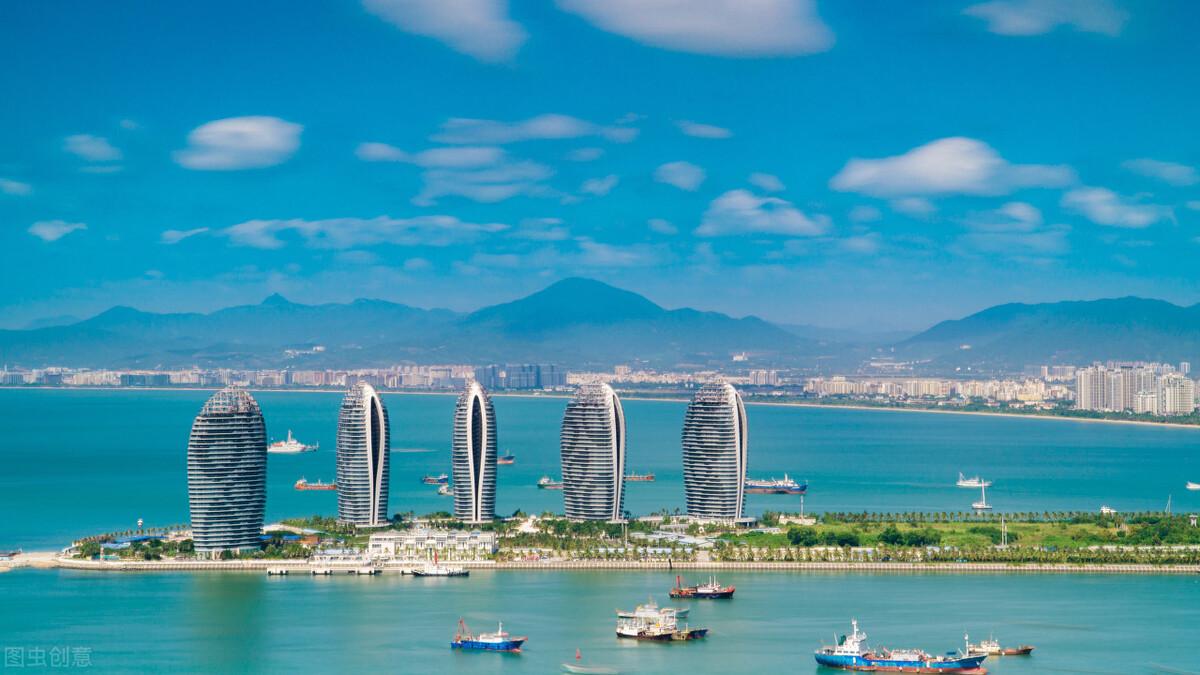 10个三亚必去的旅游景点排行,适合自由行(2020年)