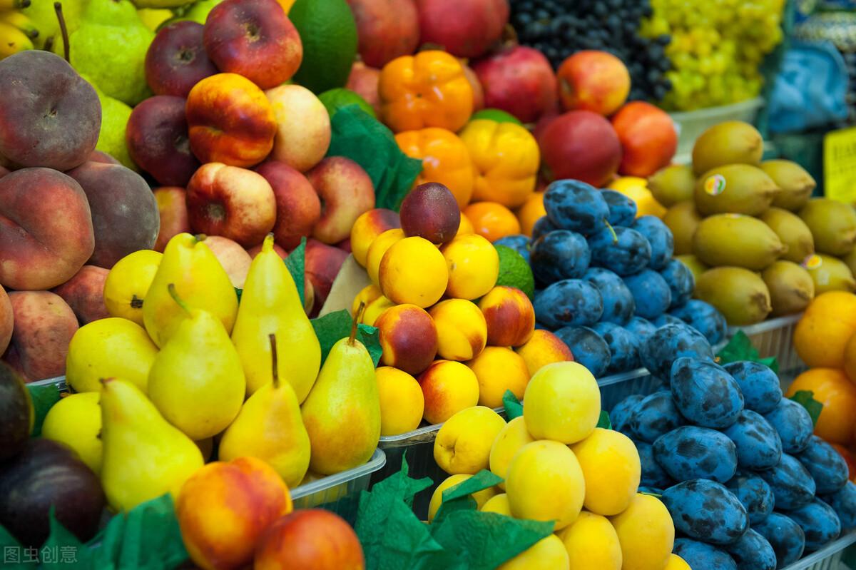 秋天的收获,吃货的快乐