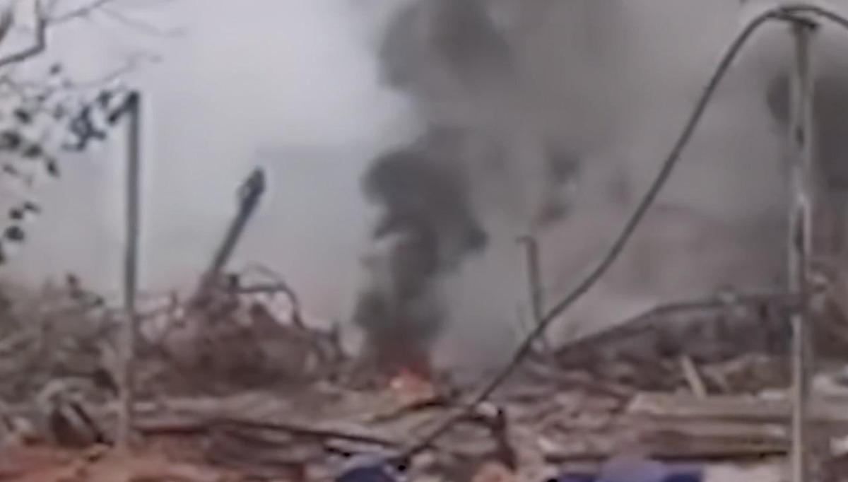青希消防:突发!江西一化工厂发生爆炸,已致8人死伤