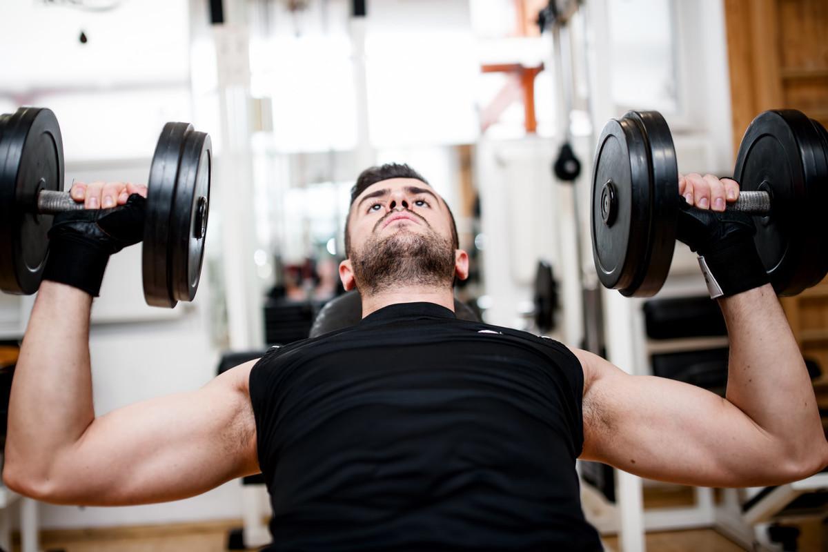 按照这4个步骤,练一年达到3年的水平  健身 第3张