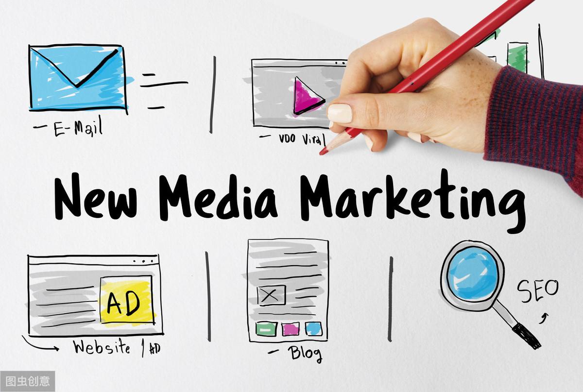网络与新媒体专业专业的毕业生,我推荐这几家公司