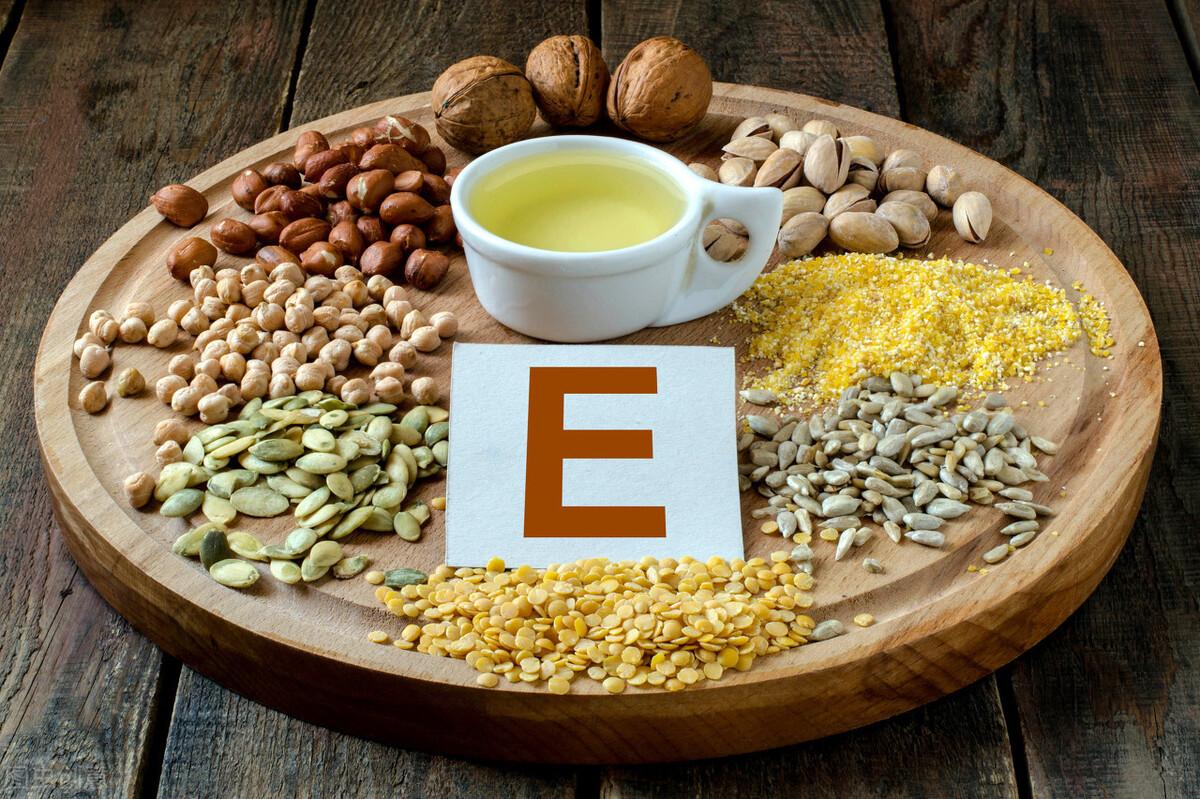 """维生素E可延缓衰老?提醒:不可过量,""""食补""""安全、更健康"""