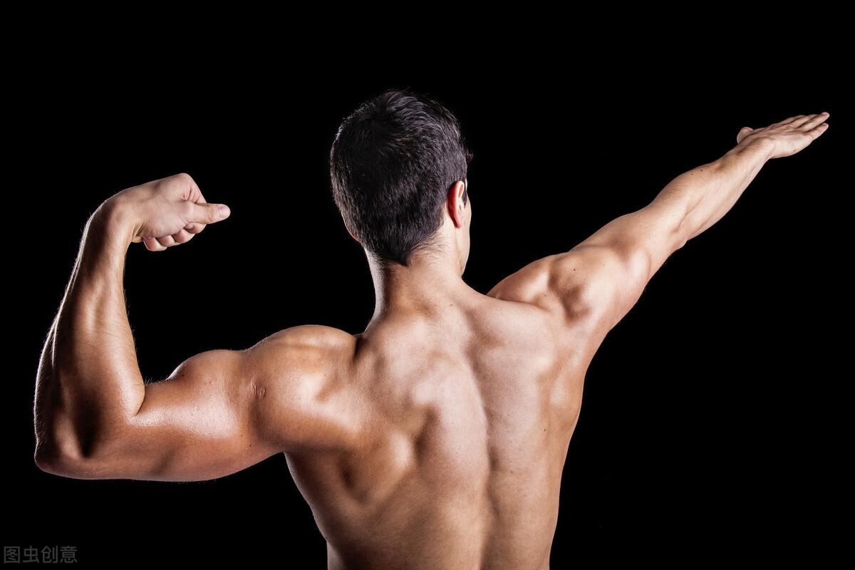 男士坚持这4个健身动作,提高肌肉力量,让你保持年轻状态  健身 第2张