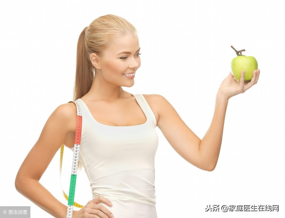 减肥用好这5招,体重一降再降,你也能瘦下来