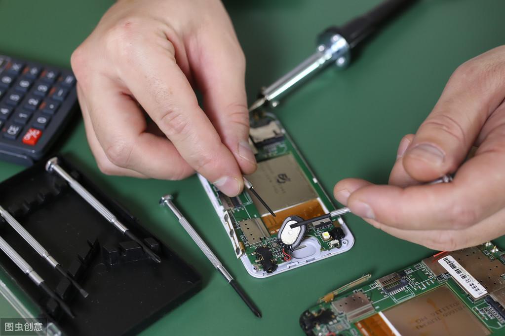 120集智能手机全套维修零基础视频教程+电子教材,限时免费领取