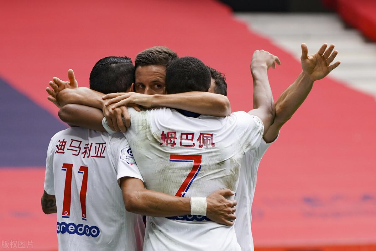 法甲-姆巴佩传射 迪马利亚破门 巴黎3-0尼斯取两连胜