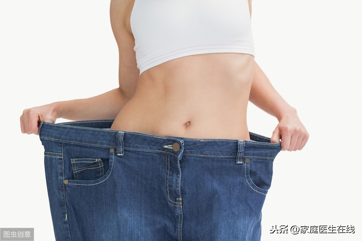 如何减掉腹部肥肉?这3件事坚持做,肥肉悄悄不见了