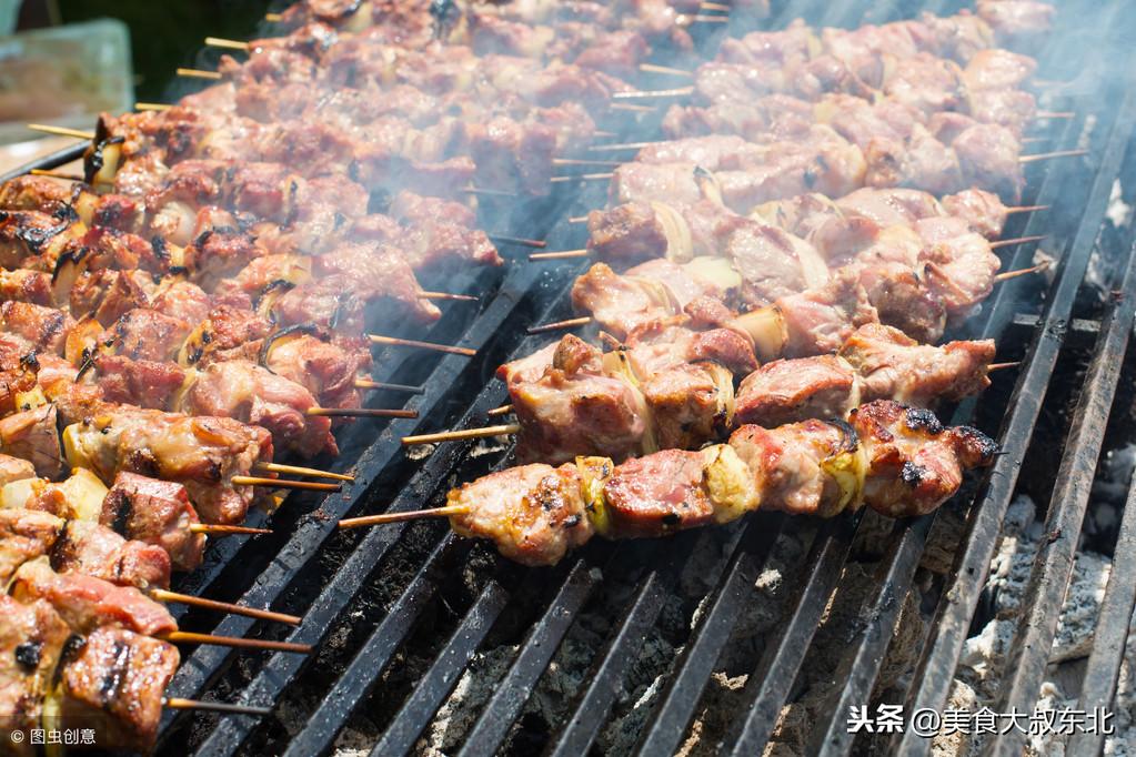 厨师长分享烤肉的腌制方法,创业开店必备技术,商业版烤肉配方