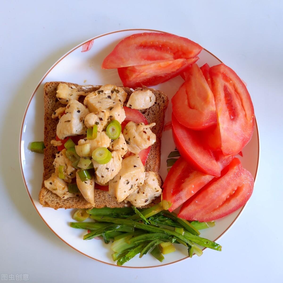 科学的减脂餐,牢记3个原则!附:一日三餐减肥食谱 减脂餐 第3张