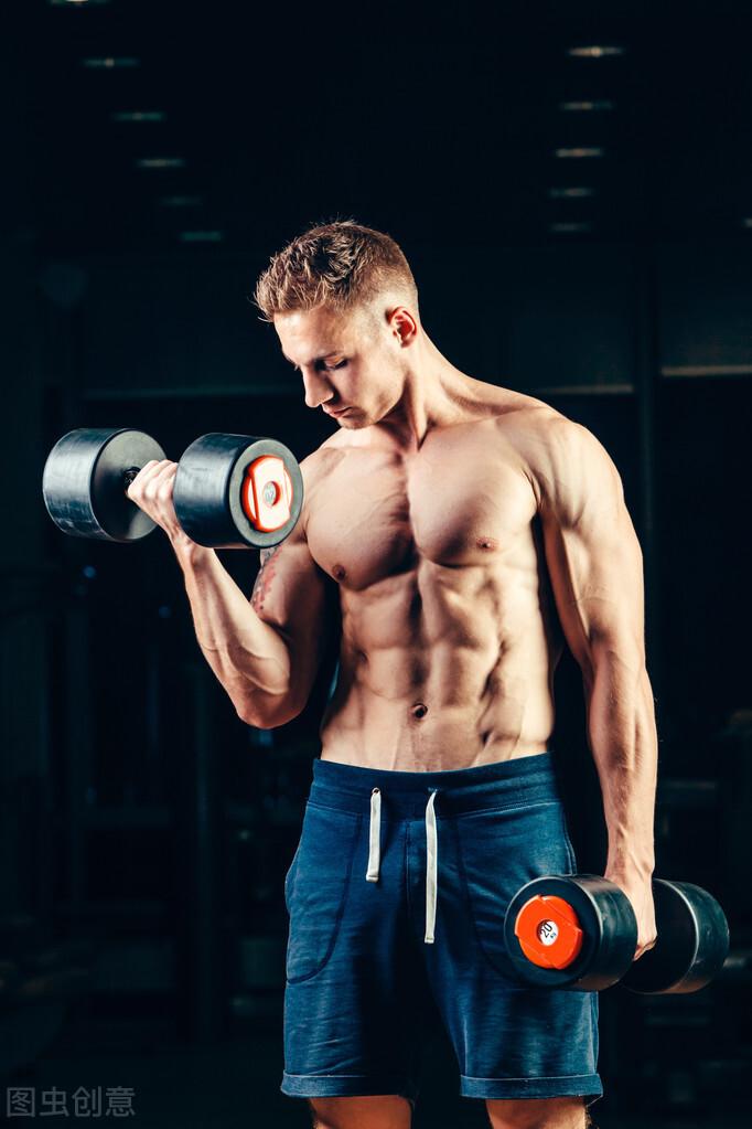 一套最实用的腹部训练,坚持4周,练出男人的六块腹肌  健身 第3张