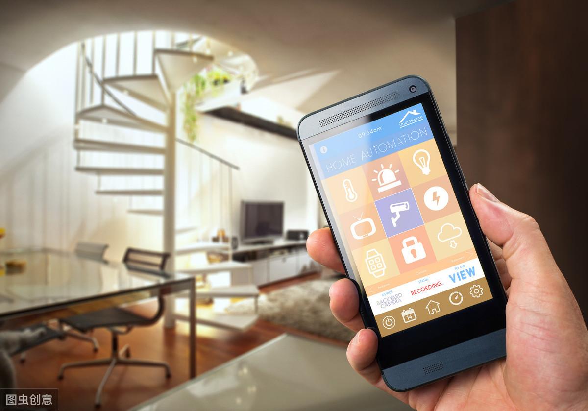 一套完整的智能家居系统设计方案,新人可以作为模板