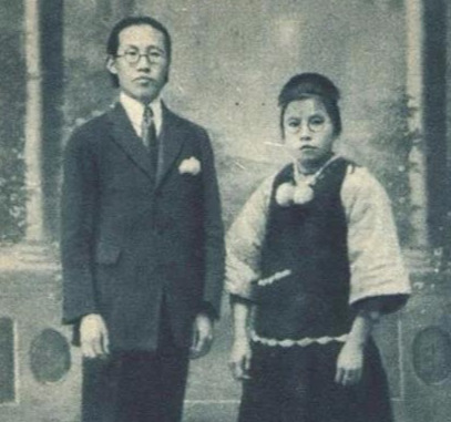 16岁上清华,与爱人成婚,扬名天下,却28岁跳海自杀