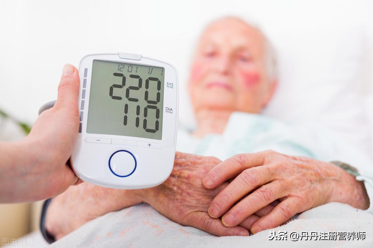 劃重點! 血壓高,如果飲食同時做到這2點,平穩血壓效果會更好