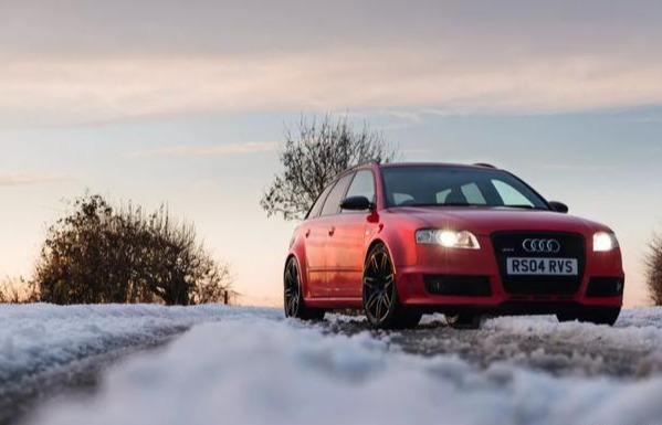 奥迪RS4 Avant 的升级鉴赏 买菜车中的王者