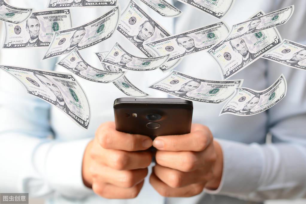 一部手机能做什么兼职赚钱?原来还有这么多的赚钱渠道啊!